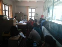 विभिन्न  विषयगत समिति बैठक सन्चालन